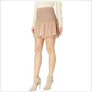 Frye Pink Cara Skirt (blush)